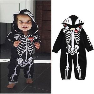 Other - One Hour SALE ❗️Halloween Baby Bodysuit